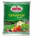 SUBSTRAL® Grünkorn Universaldünger, 3 kg